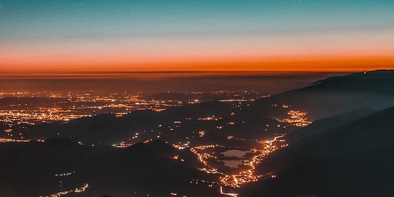 que es la contaminacion luminica